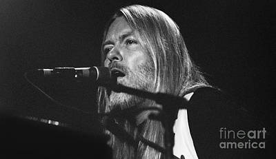 Gregg Allman Photograph - Allman Brothers-gregg-0171 by Gary Gingrich Galleries