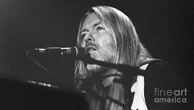 Gingrich Photograph - Allman Brothers-gregg-0172-5 by Gary Gingrich Galleries