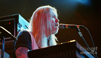 Gregg Allman Photograph - Allman Brothers-gregg-1084 by Gary Gingrich Galleries