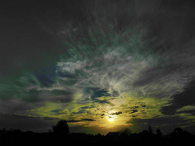 Photograph - Alluring Sunset by Mark Blauhoefer