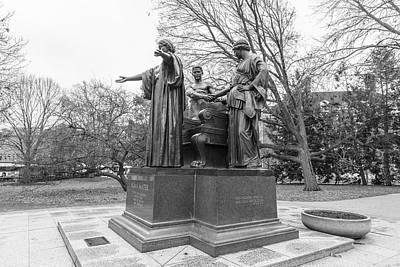 Photograph - Alma Mater University Of Illinois  by John McGraw