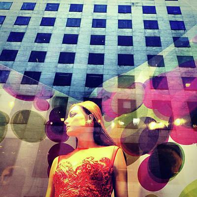 Photograph - Alma Urbana, Maiden Of San Francisco  by David Perea