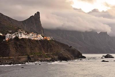 Photograph - Almaciga Tenerife Canary Islands by Marek Stepan