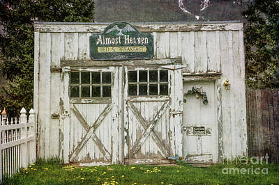 Photograph - Almost Heaven by Lynn Sprowl