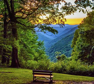 Tree Photograph - Almost Heaven - West Virginia 5 by Steve Harrington