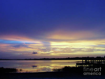 Photograph - Almost Sunrise by D Hackett
