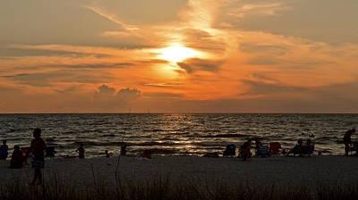 Photograph - Almost Sunset by Carol  Bradley