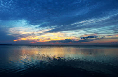 Photograph - Almost Sunset South Padre by Susan Vineyard