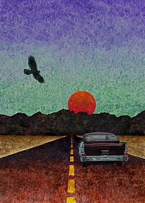Almost There Art Print by Gordon Beck