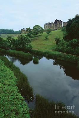 Kevin Costner Photograph - Alnwick Castle by Joel LeGrande