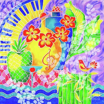 Wall Art - Painting - Aloha P3 by Svetlana Titarenko