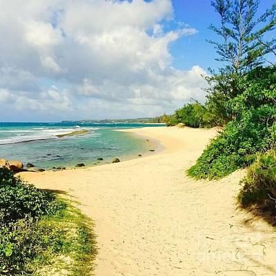 Photograph - Baby Beach by Sharon Mau