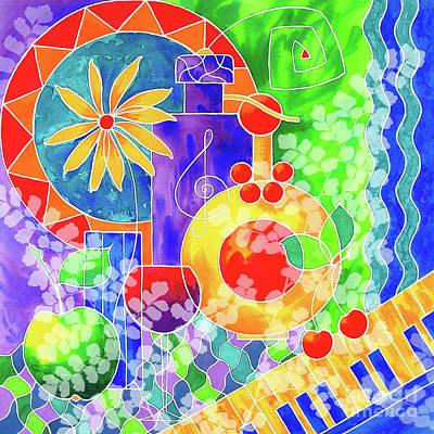Wall Art - Painting - Aloha P4 by Svetlana Titarenko