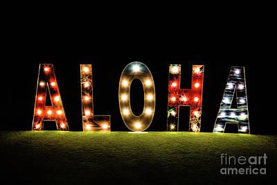 Photograph - Aloha by Scott Pellegrin