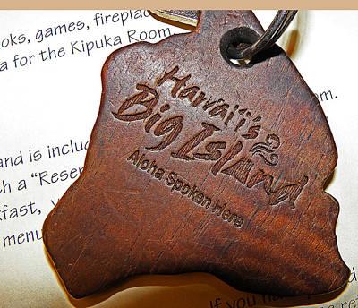 Photograph - Aloha Spoken Here by Elizabeth Hoskinson
