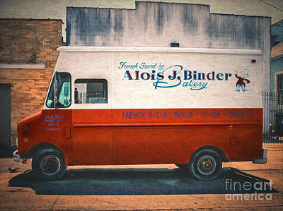 Photograph - Alois J Binder Bakery - Nola by Kathleen K Parker