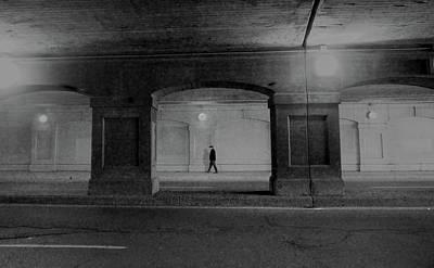 Photograph - Alone by David Pantuso