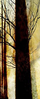 Digital Art - Alone I Stand by Ken Walker