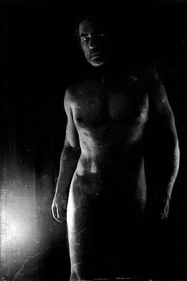 Suicide Photograph - Alone by Joseph Balson