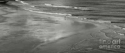 Photograph - Alone by Nicholas Burningham
