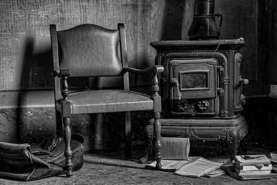 Mess Photograph - Alone by Unsplash - Paul Morris