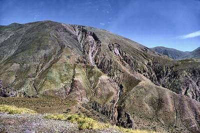 Photograph - Along Cuesta De Lipan Jujuy Argentina by NaturesPix