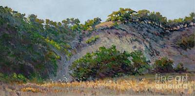 Painting - Along Jalama Creek by Betsee Talavera