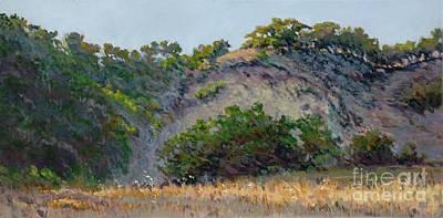 Painting - Along Jalama Creek by Betsee Talavera