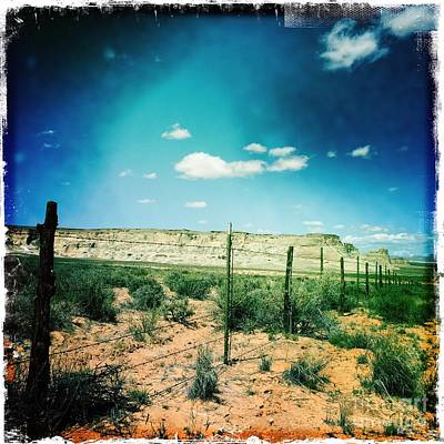 Photograph - Along The Border by Todd Breitling
