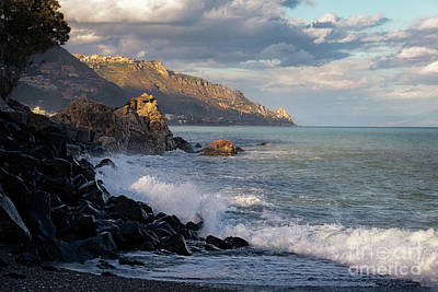 Photograph - Along The Coast by Giuseppe Torre