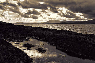 Photograph - Along The Coast Of Bantry Bay Ireland by Menega Sabidussi