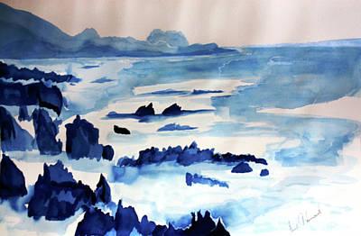 Along The Coast Original by Paul Chenoweth