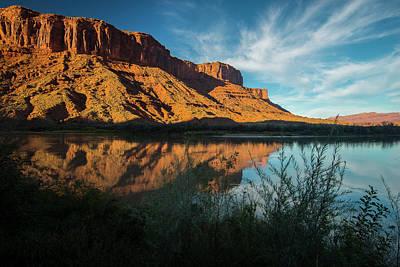 Photograph - Along The Colorado by Gary Lengyel