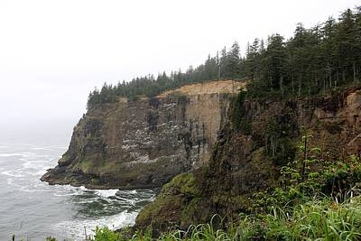 Photograph - Along The Oregon Coast - 8 by Christy Pooschke