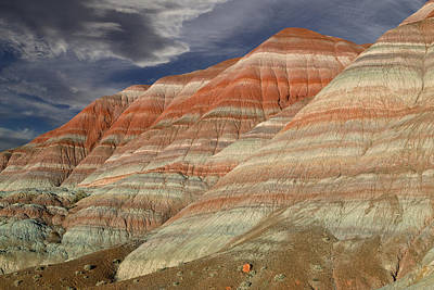 Triassic Photograph - Along The Paria by Kathleen Bishop