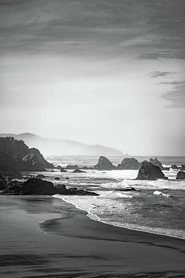Photograph - Along The Rugged Coast by Don Schwartz