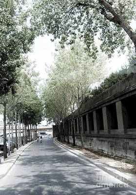Photograph - Along The Seine by Amar Sheow