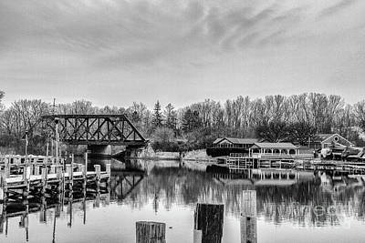 Photograph - Along The Seneca River by William Norton