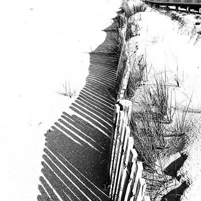 Photograph - Along The Shadow by Edgar Laureano