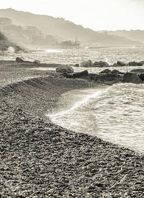 Photograph - Along The Trabocchi Coast by Andrea Mazzocchetti