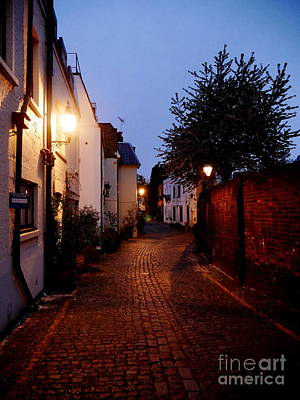 Photograph - Cobbled Street Of London by Lexa Harpell
