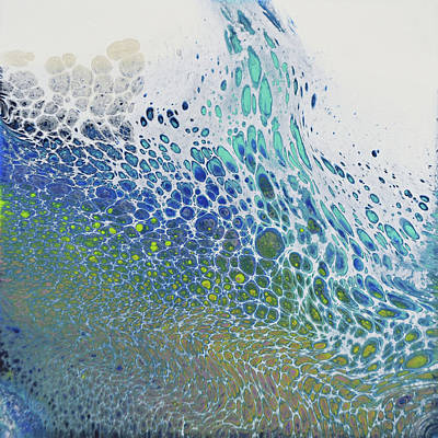 Painting - Along The Wish Filled Shore by Joanne Grant
