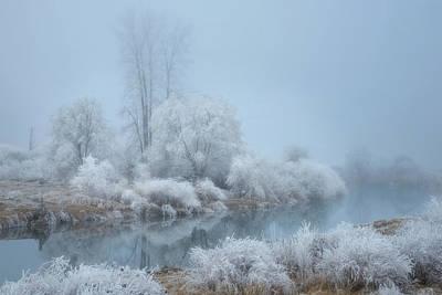 Photograph - Alouette River     by Adam Gibbs