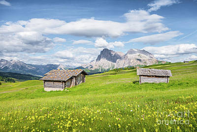 Photograph - Alpe Di Siusi by JR Photography