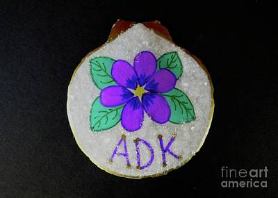 Photograph - Alpha Delta Kappa by Jean Wright