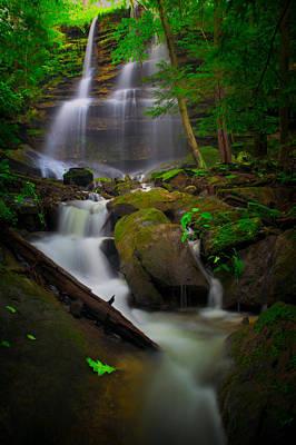 Photograph - Alpha Falls  by Emmanuel Panagiotakis