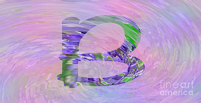 Photograph - Alphabet B by Debby Pueschel