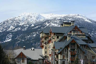 Photograph - Alpine Living 2 by Fraida Gutovich