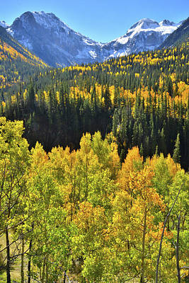 Photograph - Alpine Loop In San Juan Mountains by Ray Mathis