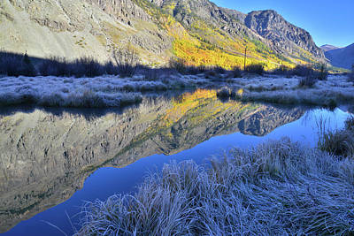 Photograph - Alpine Loop Pond by Ray Mathis